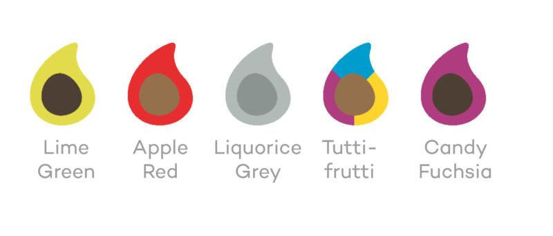 Finno - kleuren - samenstellen