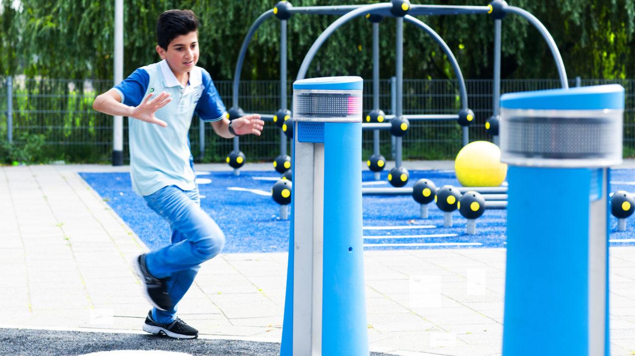 Vertel mij meer over bewegend leren op het schoolplein