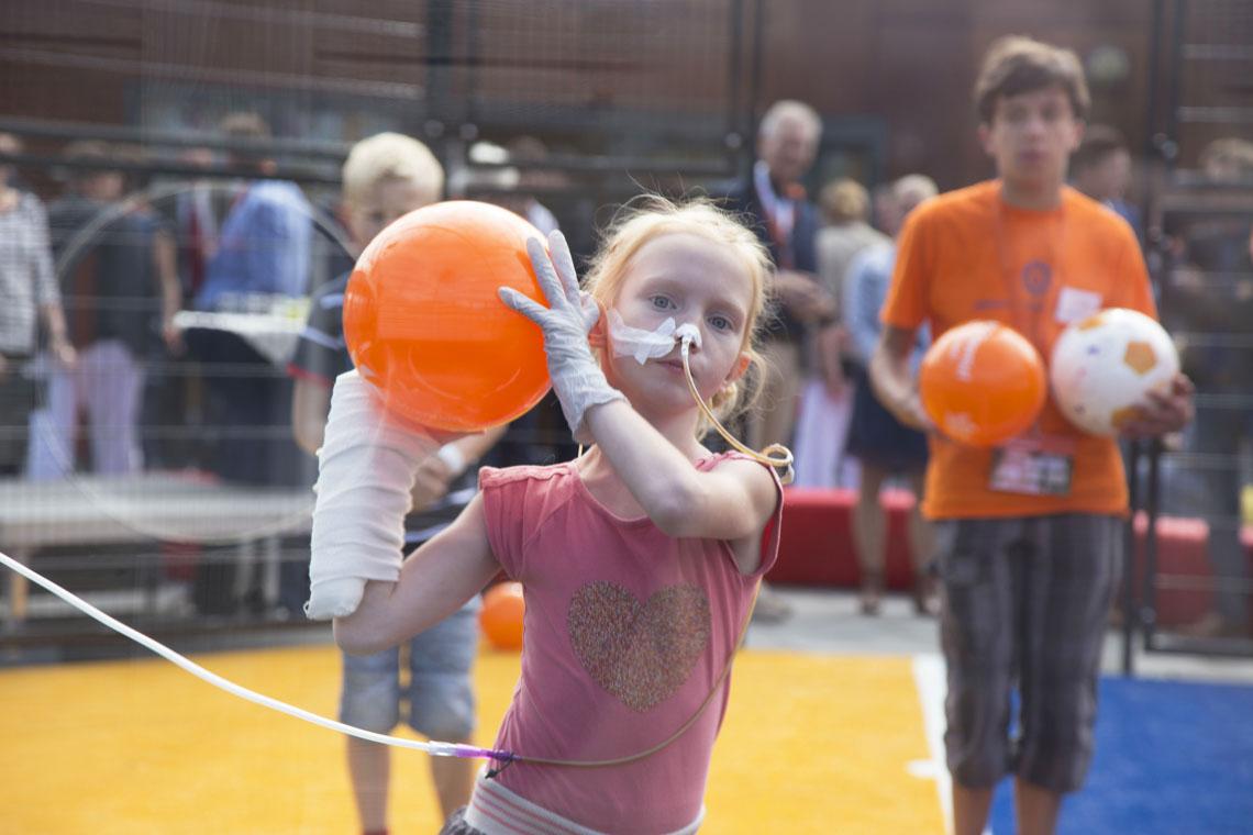 interactief spelen draagt bij aan herstel - zorg