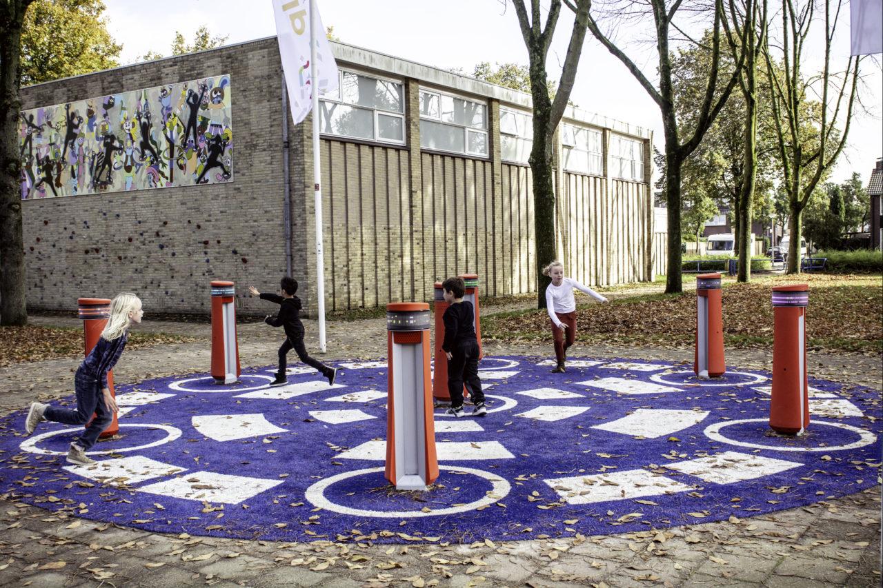 Speeltuin Boswinkel - Nederland | Yalp Memo interactieve spelzone