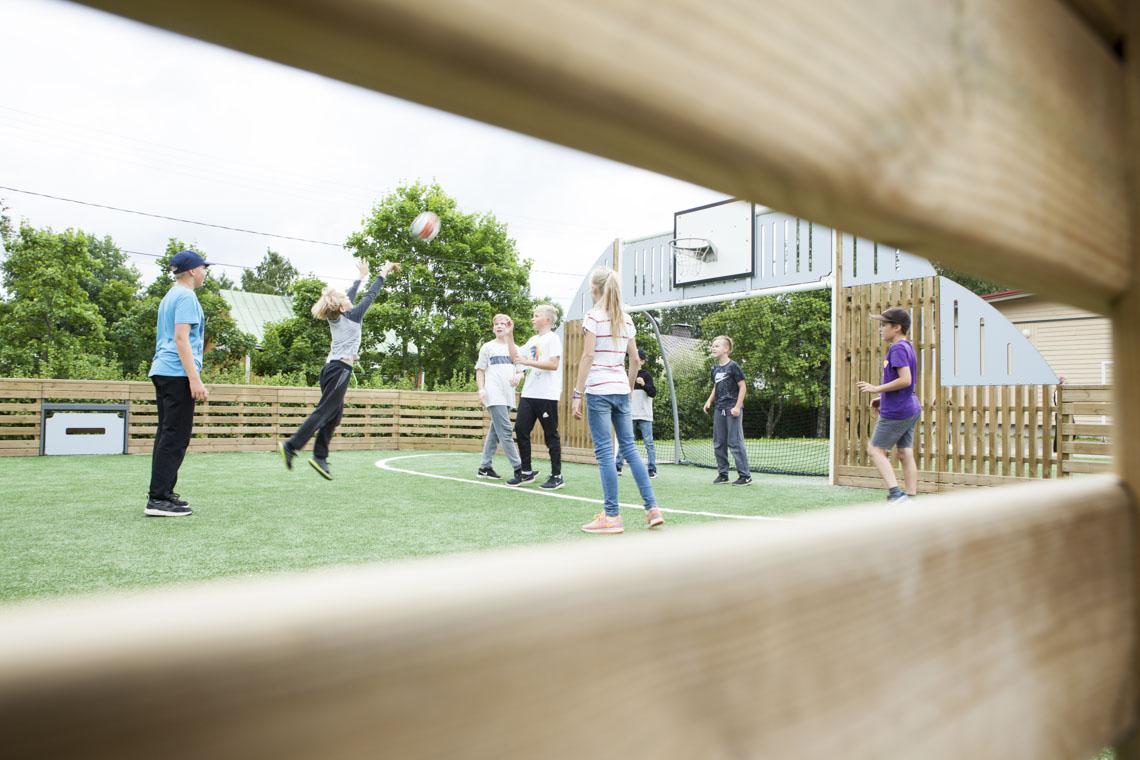 Yalp outdoor sportplekken > bekijk de voorbeelden
