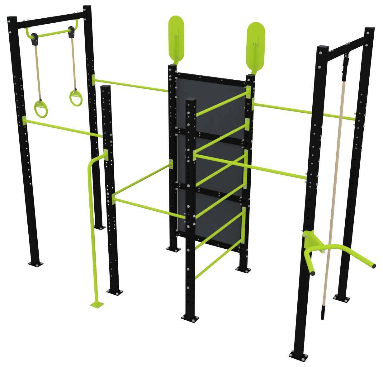 Functional Fitness Rig S