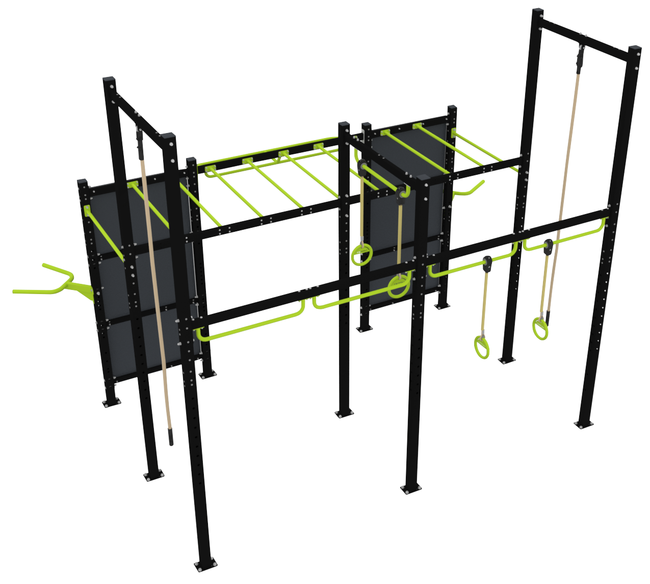Functional Fitness Rig L