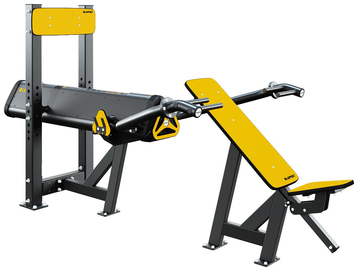Sisu Inolined Bench Press